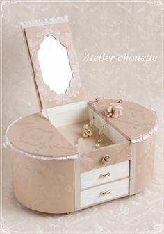 Oh So Pretty Jewelry Box