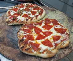 It's been so blasted hot here this week that I haven't used my oven at all. I miss baking and really missed my pizza, especially since I wanted to make it for Father's Day. A friend of mine always makes his on the grill, but I had yet to try it out myself. I didRead More »