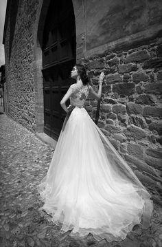 Abito da Sposa ARAB15633PK-STELLA-B collezione Alessandra Rinaudo 2015, Alessandra Rinaudo