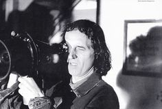 "Dario Argento directing ""Phenomena"" 1985"