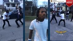 nice Snapp Dogg: Fights on Instagram Live! Has the Speed & Knock outs like Floyd Mayweather!