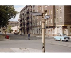 Photos of East Germany from the STASI archives