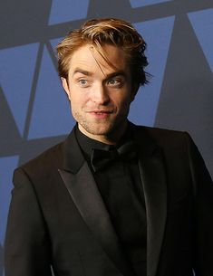 Robert Pattinson attends the Academy Of Motion Picture Arts And Sciences' Annual Governors Awards, October 27 King Robert, Robert Douglas, Robert Pattinson Twilight, We The Kings, Charming Man, Most Handsome Men, Most Beautiful Man, Baby Daddy, Future Husband