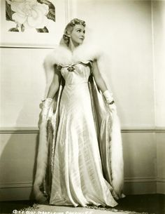 Madeleine Carroll 1937 #actress #vintage