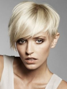 New Short Haircut Ideas for Spring - Looking for a modish hair style? Check out the hottest new short haircut ideas below and make the best beauty move of the season by trimming your locks to an ultra-flattering length.