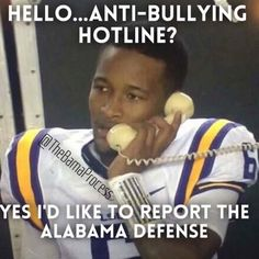LSU Anti Bullying MEME