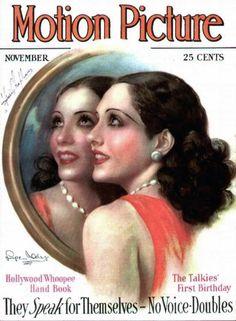 "Lupe Velez ~ ""Motion Picture"" magazine..."