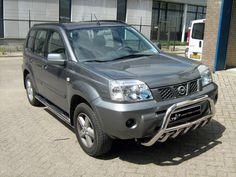 #Nissan X-Trail Stainless Steel #Chrome #Axle Nudge A-Bar, #BullBar 2007-2010 | #eBay