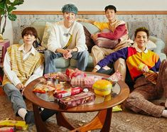 Fortunately for fans, WINNER's outfits for 'Hold' MV are easy to style and can totally be worn every day. Check them out! Prep School Style, Winner Yg, Song Minho, Latest Music Videos, Happy Vibes, Boys Playing, Cool Cards, Boy Groups, Printed Shirts