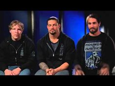 The Shield Interview || [04/05/14]