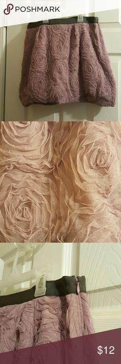 J.crew skirt Side zipper, cotton and polyester blend. J. Crew Skirts Mini