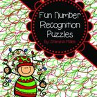 These super fun number puzzles help students recognize their numbers by word, symbol, dice and tens frame. They will enjoy putting these puzzles to...