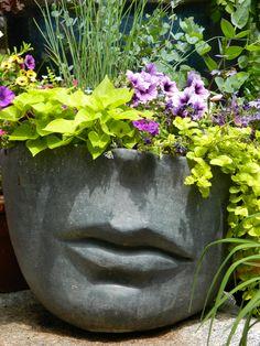 Let's Face It...gardening is fun.