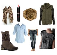 Look inspired by Sam and Dean Winchester (CollegeFashion)
