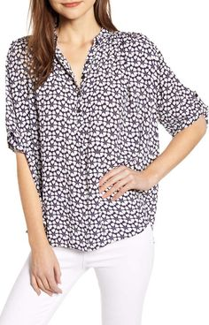 Shop a great selection of Rebecca Minkoff Fleur Button Tab Blouse. Find new offer and Similar products for Rebecca Minkoff Fleur Button Tab Blouse. Floral Print Skirt, Floral Maxi Dress, Denim Crop Top, Cropped Cardigan, Knit Jacket, Blouse Online, Blouse Styles, Printed Skirts, Rebecca Minkoff