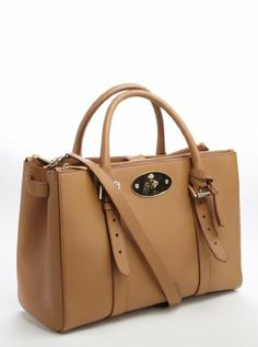 camel leather convertible tote bag... *Sigh* I wasn't meant to be poor... hahahahah