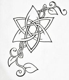 Celtic by AlizarinChaos - drawings_pintous Celtic Symbols, Celtic Art, Celtic Dragon, Celtic Crafts, Celtic Mandala, Celtic Patterns, Celtic Designs, Cross Tattoos, Body Art Tattoos