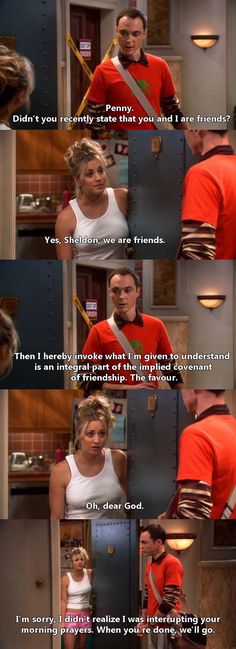 Big Bang Theory Series, Big Bang Theory Funny, Tv Episodes, Funny Things, Funny Stuff, Random Stuff, Best Shows Ever, Funny Comics, Bigbang