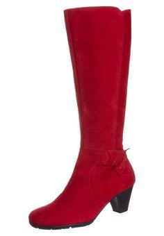 Gabor  Klassieke laarzen - Rood  € 159,95