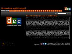 Diccionario del español coloquial. http://www.coloquial.es/es/diccionario-del-espanol-coloquial/