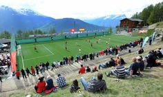 Bergdorf-EM – Fussball in den Bergen