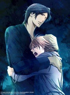 Ren and Kyoko (chapter 224)