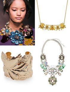 Tenemos todas las tendencias que vas a lucir en joyería y bisutería este próximo otoño-invierno.