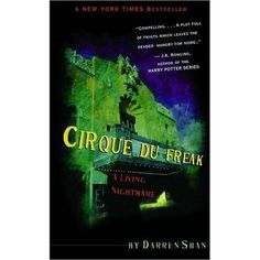 In the tradition of Stephen King's 'Salem's Lot, Cirque Du Freak is the frightening saga of a young boy whose visit to a mysterious freak...