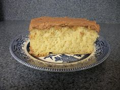 Sourdough: Sourdough White Cake / Sourdough Vanilla Cake