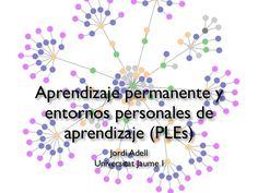 Aprendizaje permanente y entornos personales de aprendizaje (PLEs)