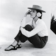 """""""Unshined shoes are the end of civilization"""" – Diana Vreeland"""