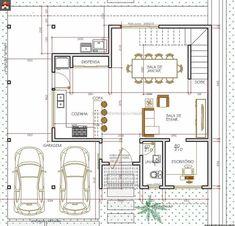 pavimento superior 2 suites planta - Pesquisa Google