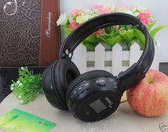 US$ 20,00  Over Ear Headphones, Bluetooth