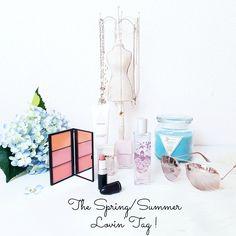 The Spring/Summer Lovin' Tag Glass Vase, Fashion Beauty, Spring Summer, Tags, Decor, Decoration, Decorating, Mailing Labels, Deco