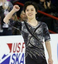 "daily shoma uno 🐥🍖 on Twitter: ""#ShomaUno #宇野昌磨 ✨ #weloveyoushoma (📸 sponichi & kyodo)… "" Skate Canada, Japanese Figure Skater, Shoma Uno, Olympics, Shit Happens, Twitter"