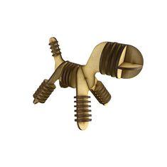 . . . . . #dog #lasercut #mdf #sculpture #puzzle #wood #toy #toykids #digitalfabrication #randomstudiomx #rsmx #maker Digital Fabrication, Puzzle, Toy, Sculpture, Puzzles, Riddles, Sculpting, Toys, Sculptures