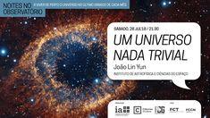 Noites no Observatório – Um Universo nada trivial | Eclypse