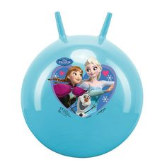 Ball Space Hopper Jump Frozen Bounce Outdoor Toy Kids Inflatable Jump Game Fun