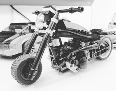 Lego custombike built by Timberdale Creations