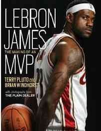 Heavily illustrated biography of NBA MVP LeBron James, including high school, NBA, Team USA, and more.