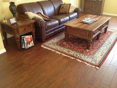Wood and Tile Floor Spaces with Choosing Porcelain Floor Faux