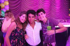 Amigos del RIU Lupita :-)