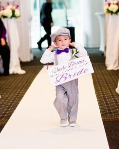 Toddler Boy Ring Bearer Outfit with Newsboy Hat, Long Pants, and Bow Tie, Custom