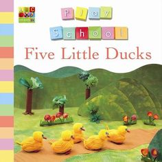 Five Little Ducks   Board Books   ABC Shop