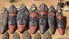 маски африки - Поиск в Google
