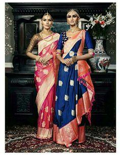 saree draped so well