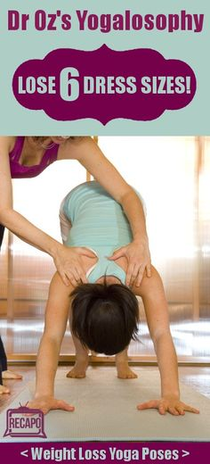 Dr. Oz and yoga instructor Steve Ross explained the many benefits of yoga and demonstrated basic poses for beginners.