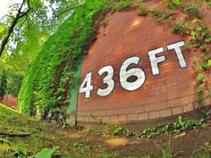 A piece of the Forbes Field wall is still up. This is where the Maz.  World Series ending Home run went over in 1960.