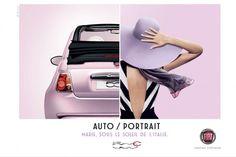 FIAT 500: NOUVELLE CAMPAGNE PUBLICITAIRE