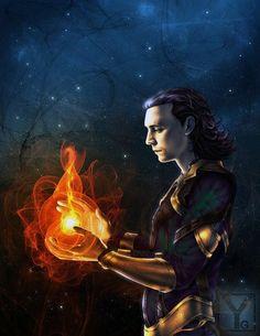 Loki... my beautiful, beautiful Loki. :_(